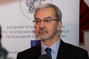 Wiceminister rozwoju Jerzy Kwieciński: Naszym celem jest Polska bez papieru