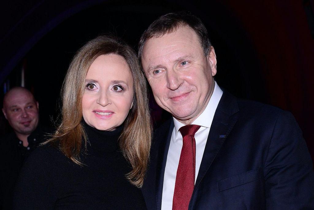 Kim jest żona Jacka Kurskiego?