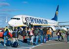 Ryanair musi wypłacić pasażerce odszkodowanie. Hiszpański sąd: prawo nie pozwala na opłaty za bagaż podręczny
