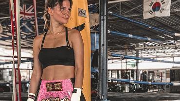 Maja Bohosiewicz - trening