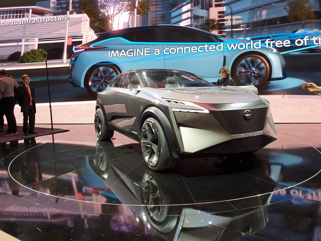 Pojazd koncepcyjny Nissana