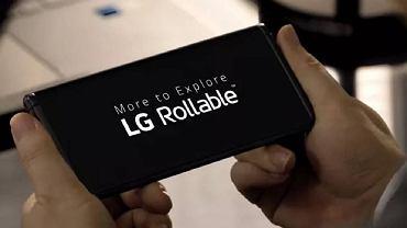 Smartfon z rozwijanym ekranem? To nie żart, a nawet trafi do sprzedaży. Czy LG Rollable zdeklasuje konkurencję?