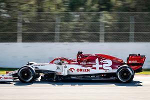 Robert Kubica ma dostać więcej jazd w F1! Mercedes zadziwia świat na testach