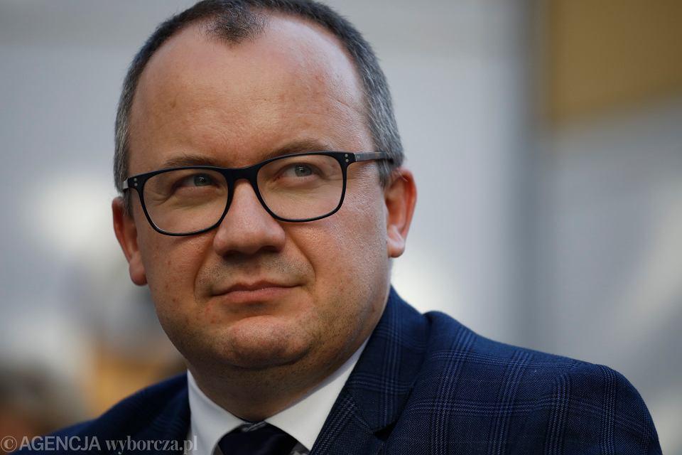 Rzecznik Praw Obywatelskich Adam Bodnar, Warszawa, 14 września 2020