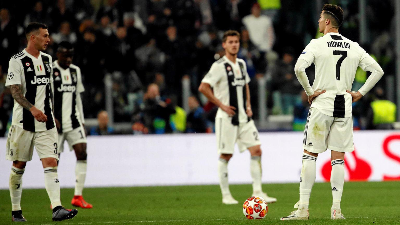 a1105fc4e4c90 Juventus ma zbyt słabych rywali. Dlatego Allegri musi znaleźć odpowiedź na  kluczowe pytanie Piłka nożna - Sport.pl