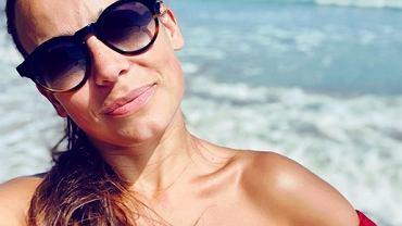 Anna Mucha dziś kończy 39 lat! Aktorka świętuje topless