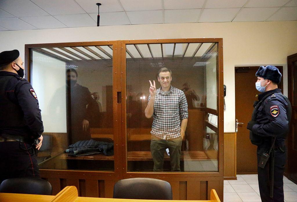 Moskiewski sąd odrzucił apelację Aleksieja Nawalnego
