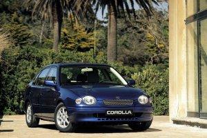 Toyota Corolla E 11 (1997-2001) - opinie Moto.pl