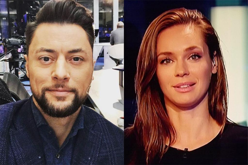 Maciej Dolega i Aleksandra Janiec odchodzą z TVN