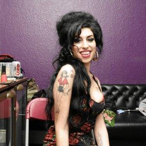 """Amy Winehouse. Kadr z filmu """"Amy"""""""