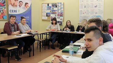 Uniwersytet w Białymstoku. Kursy językowe finansowane przez CERI International