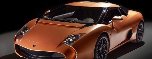Concorso d'Eleganza Villa d'Este | Lamborghini 5-95 Zagato | Tylko jeden