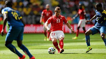 Mecz Szwajcaria - Ekwador