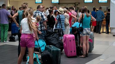 Prawie 200 turystów z Polski utknęło na lotnisku w Turcji / Zdjęcie ilustracyjne