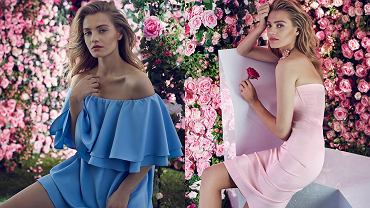 Wiosenne sukienki na różne okazje