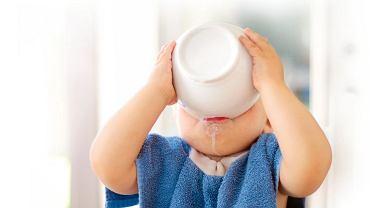 Dzieci jedzą za dużo białka