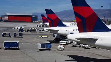 Samoloty Delta Airlines