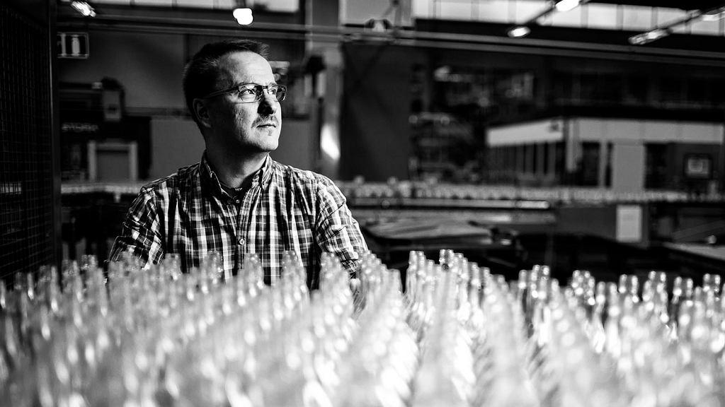 Markku Raittinen, znawca wódki i Master Taster Finlandia Vodka