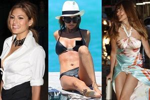 Eva Mendes, Nicole Richie, Carol Alt.
