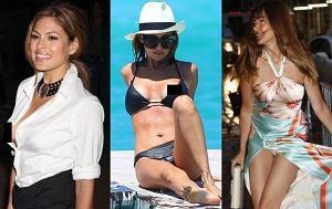 Eva Mendes, Nicole Richie, Carol Alt
