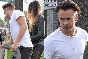 Colin Farrell z nową dziewczyną