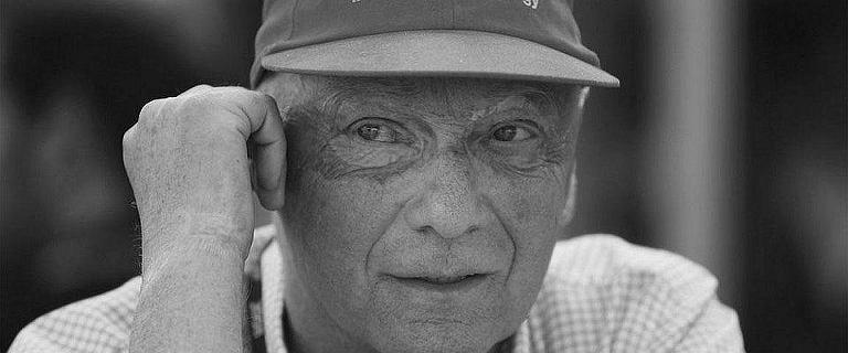 Niki Lauda nie �yje. Trzykrotny mistrz �wiata F1 mia� 70 lat