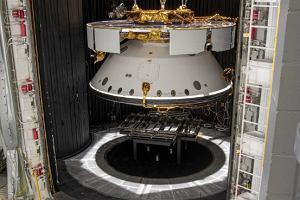 NASA zaprezentowała statek kosmiczny, który poleci na Marsa. Nowy łazik będzie pobierał próbki