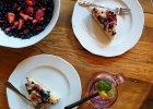 biszkopt z owocami - Zdjęcia