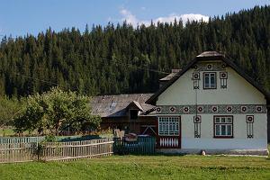 Zalipie ma konkurencję. Zdobiona wieś w Rumunii to coś, co zdecydowanie warto zobaczyć [ZDJĘCIA]