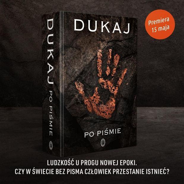 Książka 'Po piśmie' Jacek Dukaj