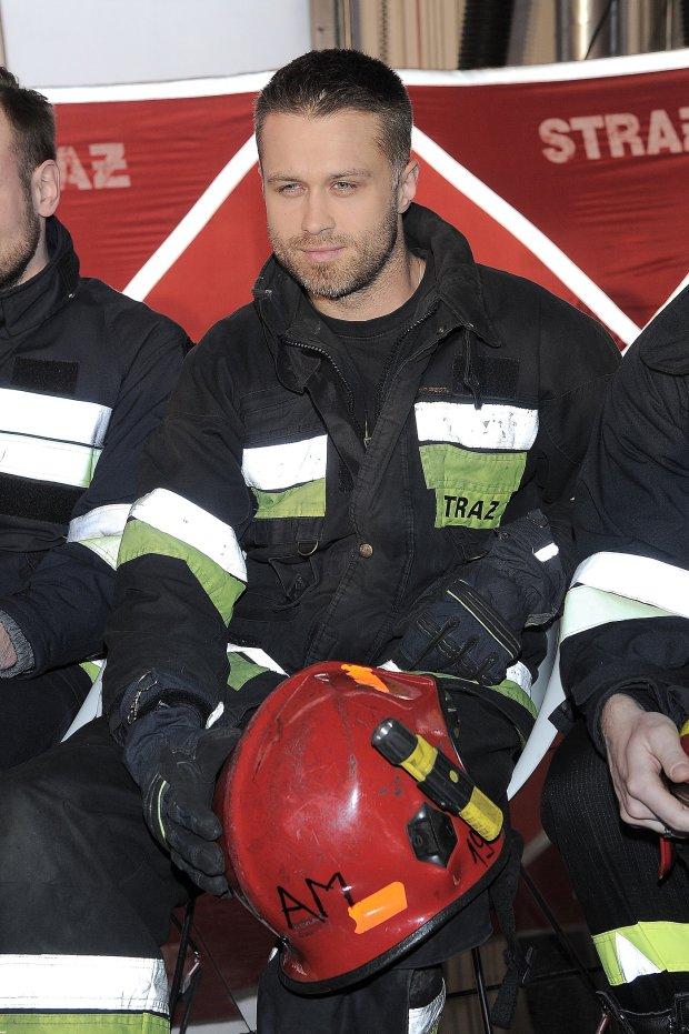 Maciej Zakościelny, Strażacy