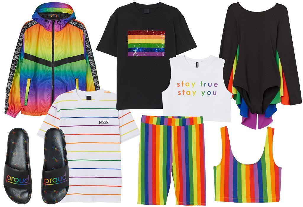 Ubrania z kolekcji H&M - Love for All