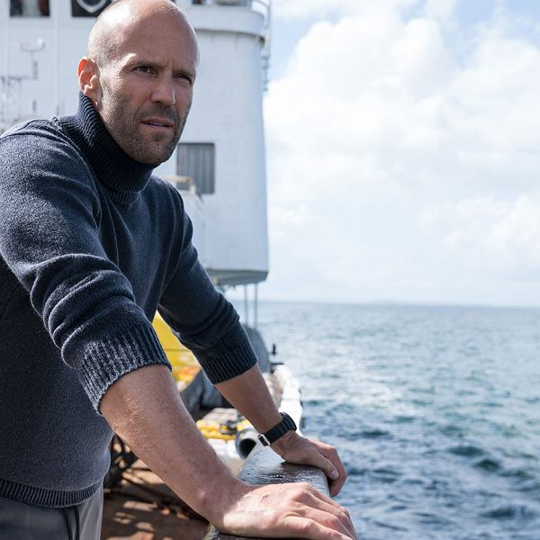Jason Statham w 'The Meg'