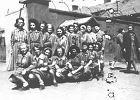 Brygada Świętokrzyska wyzwoliła obóz koncentracyjny w Holiszowie. Uciekała pod opieką Niemców