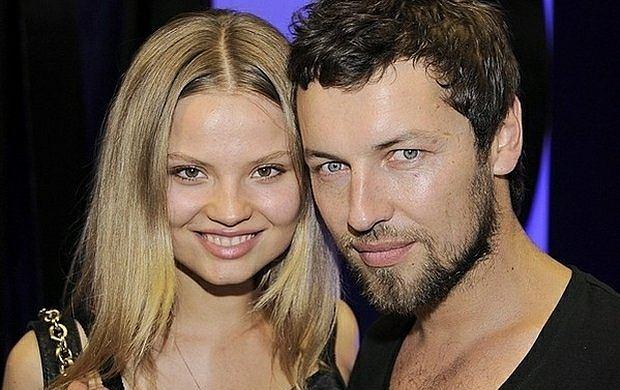 Magdalena Frąckowiak i Wojciech Pastor.