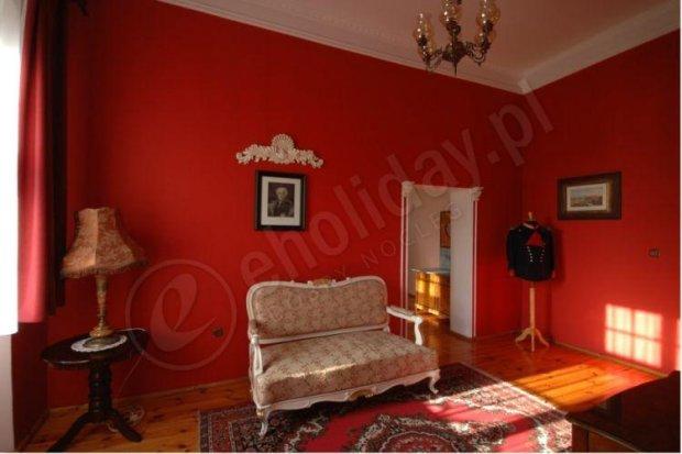 Autentyczny apartament Feldmarszałka GL Bluchera, zwycięzcy spod Waterloo/ Fot. www.eholiday.pl