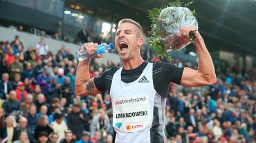 Marcin Lewandowski ustanowił nowy rekord Polski w biegu na milę
