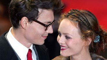 Johnny Depp i Vanessa Paradis.