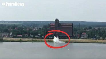 Wypadek lotniczy w Płocku