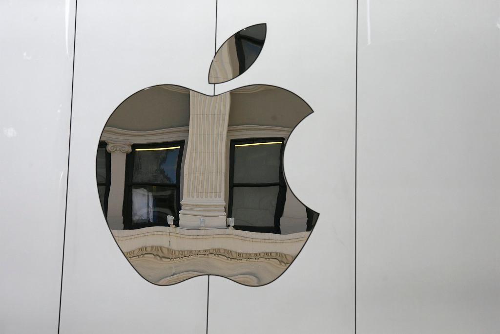 Apple podał kwartalne wyniki, sprzedaż iPhone'ów spadła
