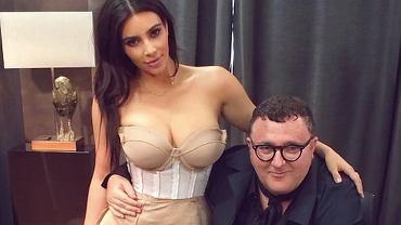 Kim Kardashian, Alber Elbaz