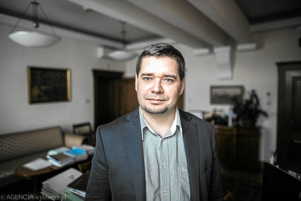 Michał Królikowski wiceminister sprawiedliwości