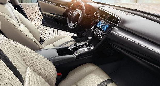 Honda Civic X Sedan USA
