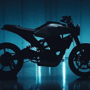 Elektryczny motocykl