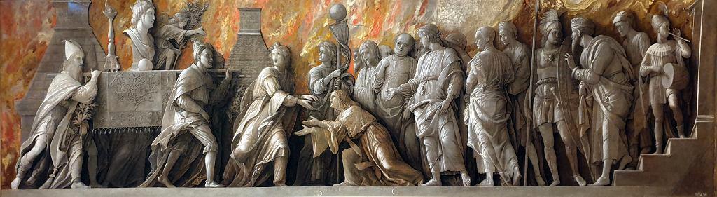 Wprowadzenie kultu Kybele w Rzymie