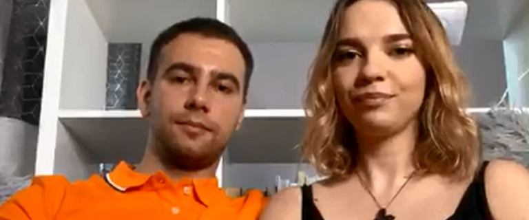 """""""Ślub od pierwszego wejrzenia"""". Oliwia i Łukasz o krytyce: Starałam się tego nie czytać, bo byłam w ciąży"""