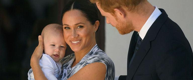 Syn Meghan i Harry'ego kończy dwa lata. Rodzina królewska złożyła mu życzenia