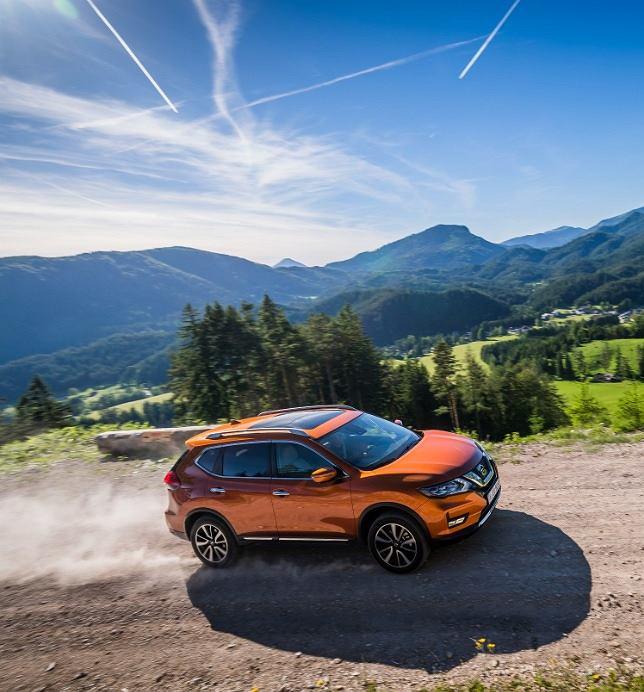 Nissan X-Trail - przestrzeń i moc