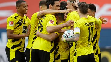 Borussia Dortmund zapewniła sobie awans do Ligi Mistrzów