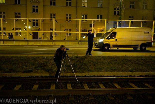 Zdjęcie numer 22 w galerii - Lokomotywa Lecha Poznań przejechała ulicami miasta pod stadion przy Bułgarskiej [ZDJĘCIA]